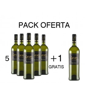 BLACK FRIDAY OFERTA: LAXAS OFERTA 5 BOTELLAS 0,75 CL + 1 GRATIS