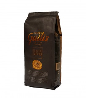 CAFÉ EN GRANO ARÁBICA BLACK BLEND DE TUESTE NATURAL 1 KG